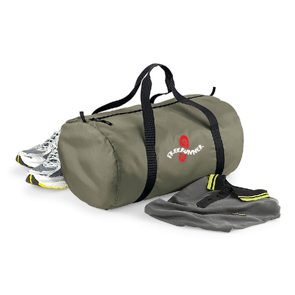 BG150 - FREERUNNER Packaway Barrel Bag