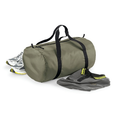 BG150 - Packaway Barrel Bag