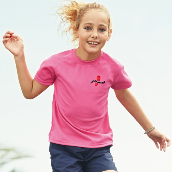 FR610130 - FREERUNNER T-shirt Performance Bambino