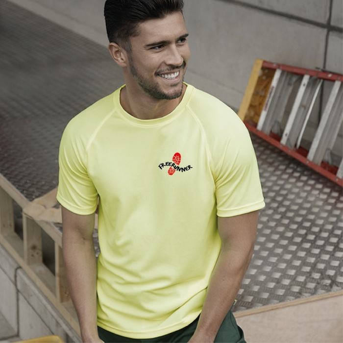 FR613900 - FREERUNNER T-shirt Performance Uomo