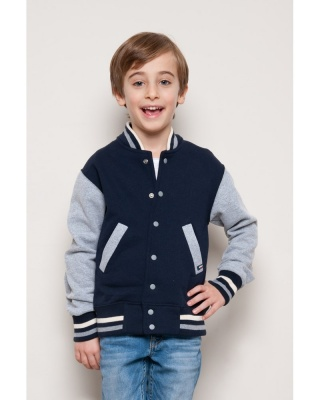 IT045 Stile Moda - felpa jacket bicolore