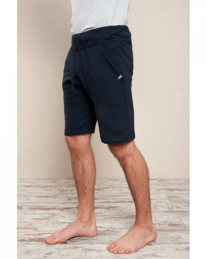 Stile Sport - bermuda in felpa french terry