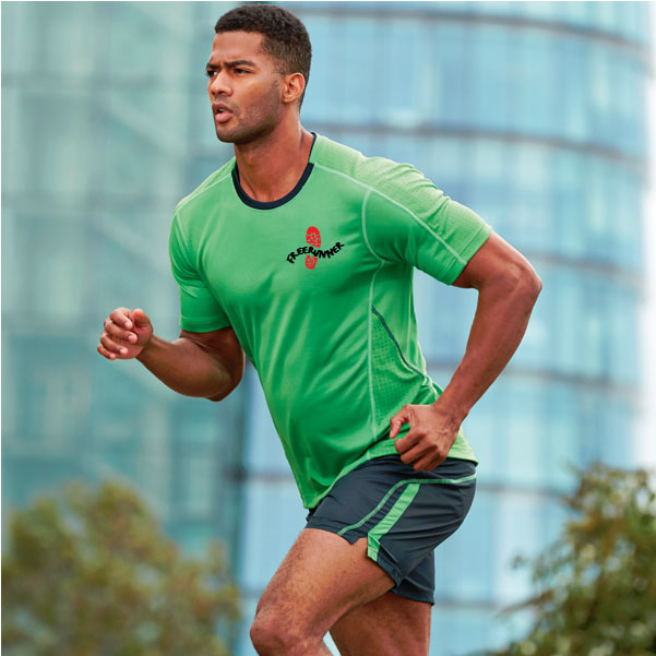 JN472 - FREERUNNER Man's Running T-shirt
